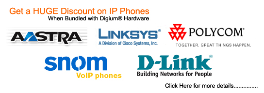 Aastra VoIP, digium hardware, digium cards, asterisk FXO hardware