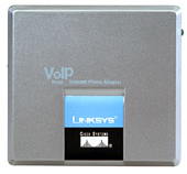 Linksys SPA3000 Analog Telephone Adapter, ATA