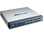 Linksys SR216 16 Port Switch